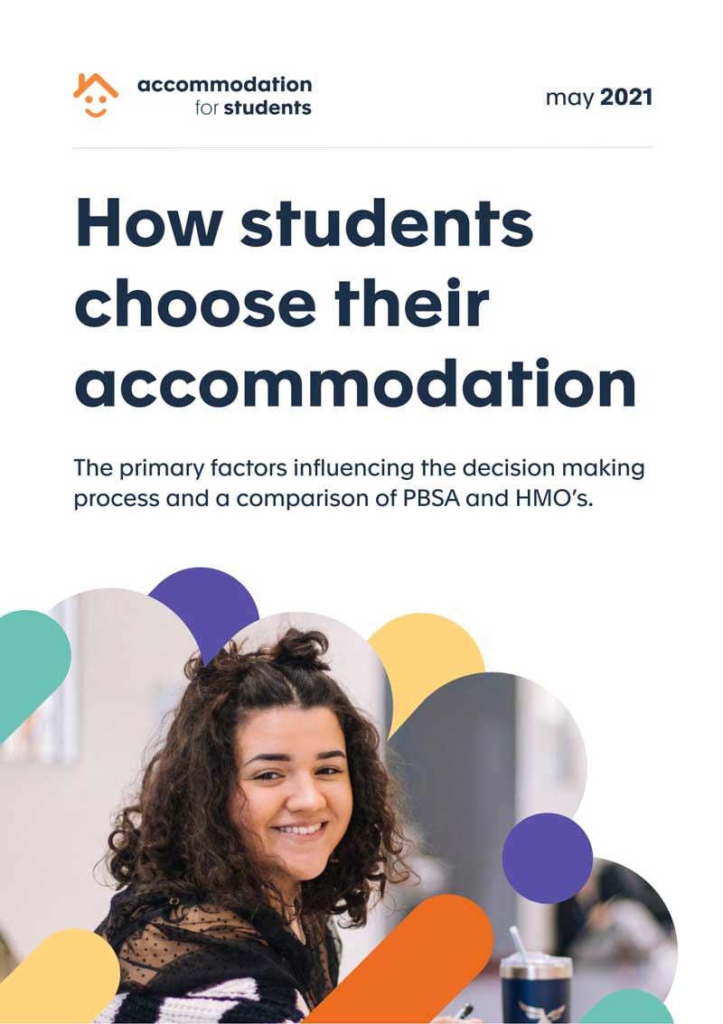 How students choose their accommodation
