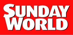 Sunday world logo. Hyfe - By using artificial intelligence, Hyfe tracks cough frequency and helps you identify cough trends.