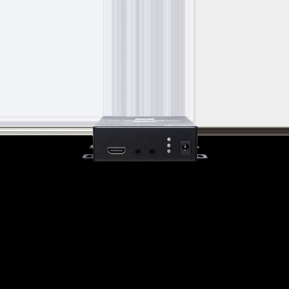 4K60Hz HDMI/IR/RS232/PoH CAT5e 延长器