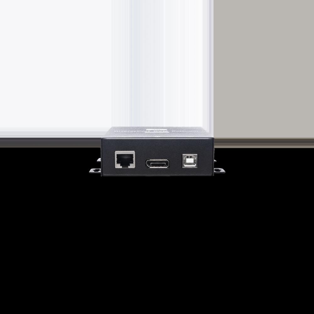 DisplayPort/USB/RS232 KVM CAT5e 延长器