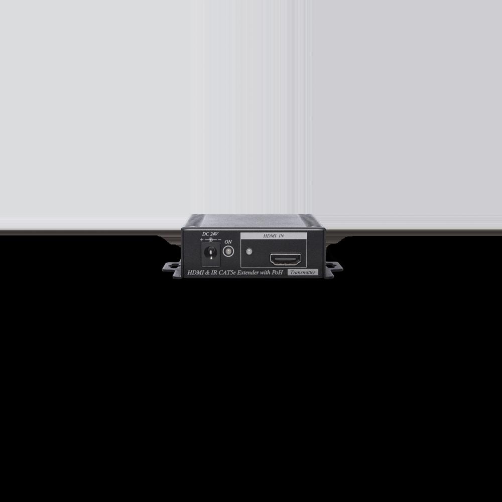 4K HDMI/IR/PoH CAT5e 延长器