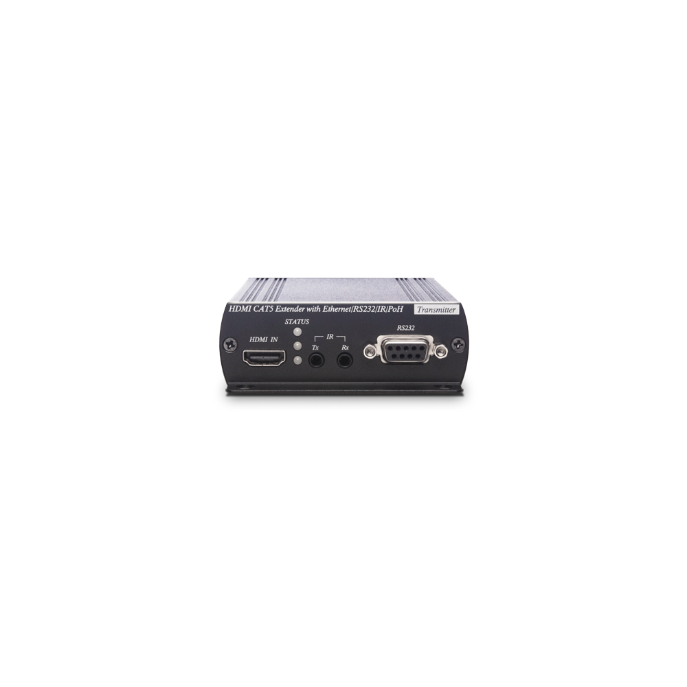 4K HDMI/IR/RS232/网络/PoH CAT5e 延长器