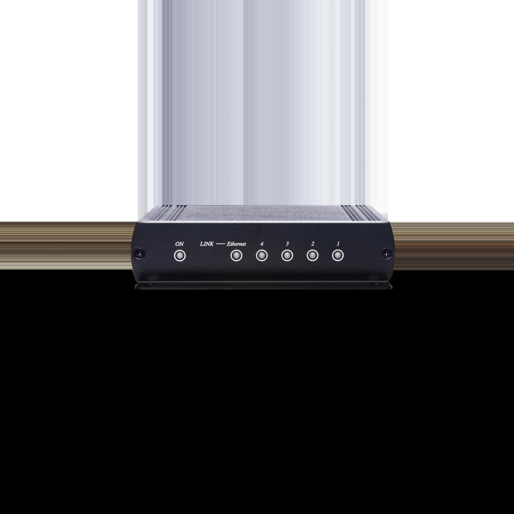 4 端口网络同轴线交换器