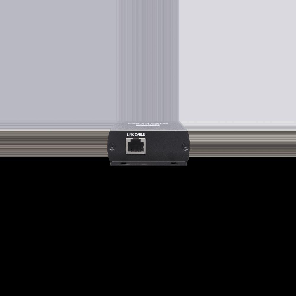 4埠 USB 2.0 CAT5e 延长器