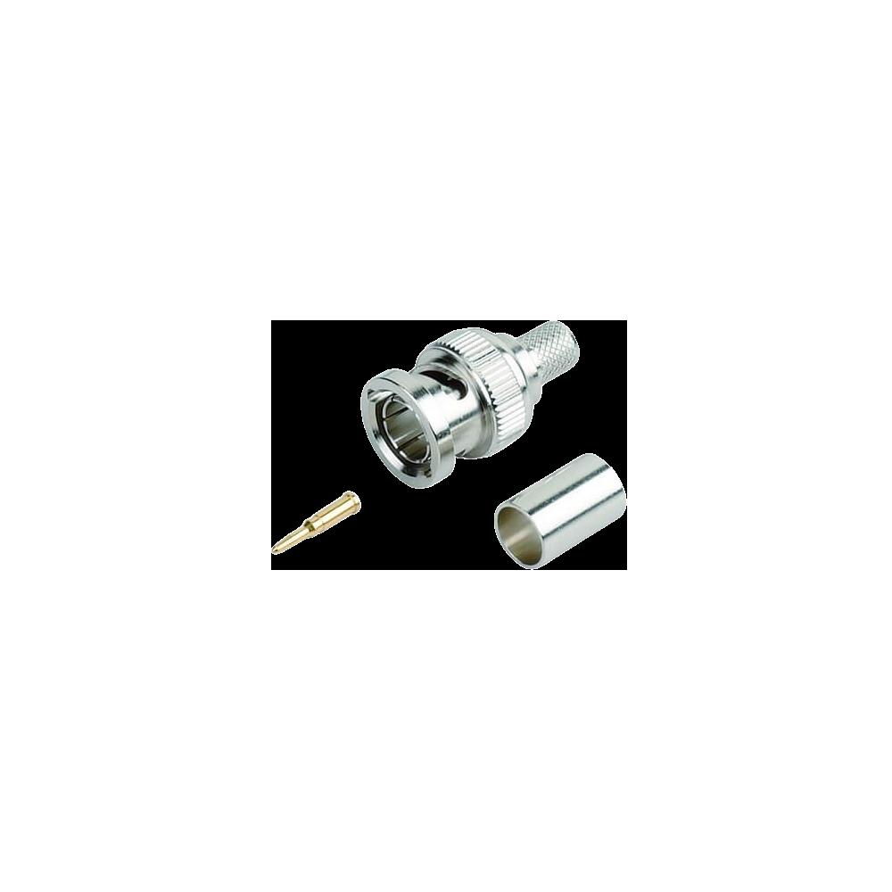 HD-SDI BNC Crimp (RG59/ RG6U)