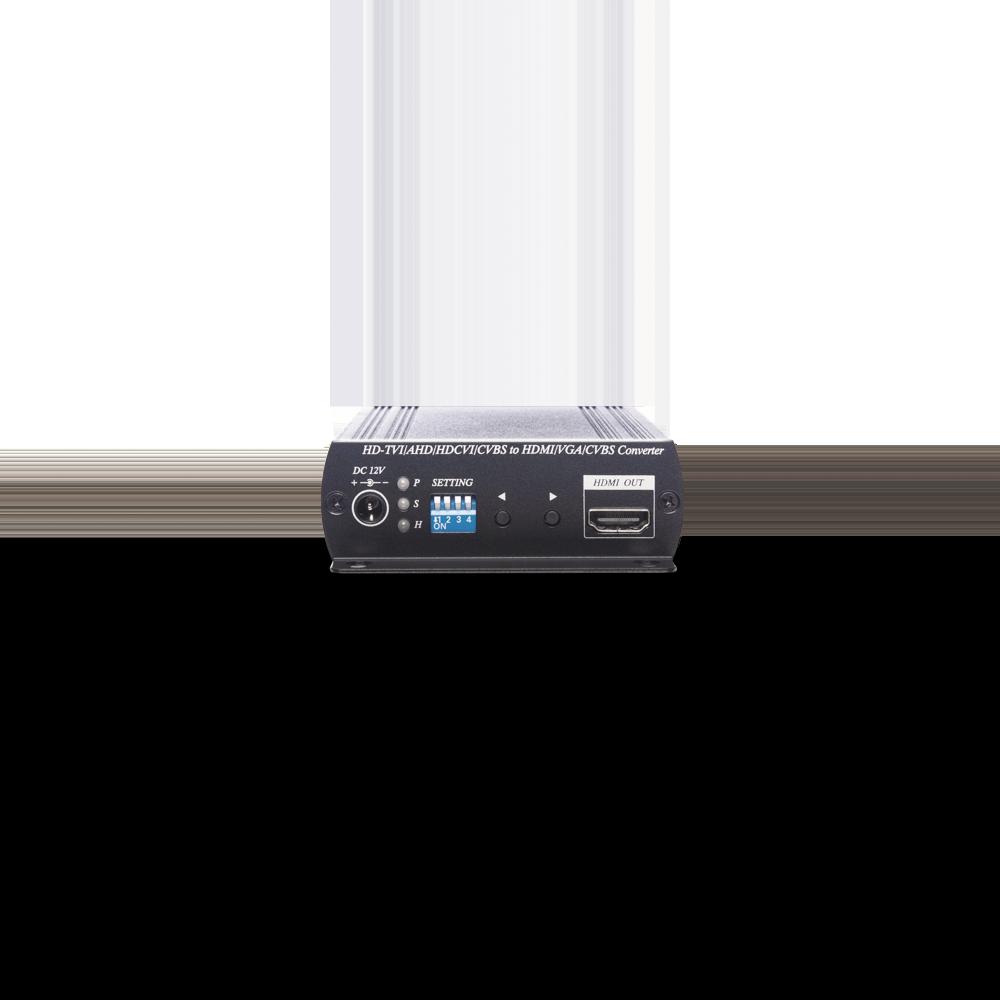 多功能高清影像信号转换器