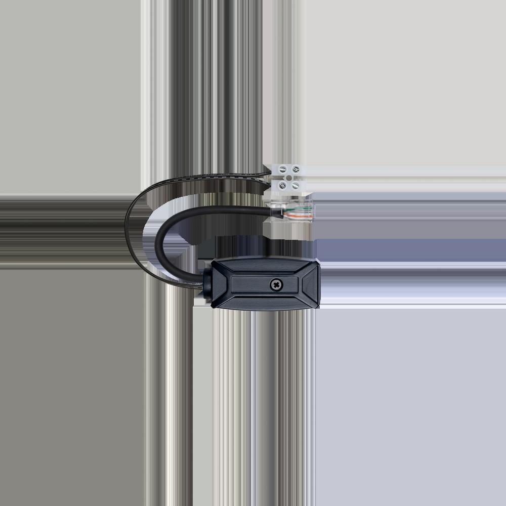 简易型PoE 网络供电延长器