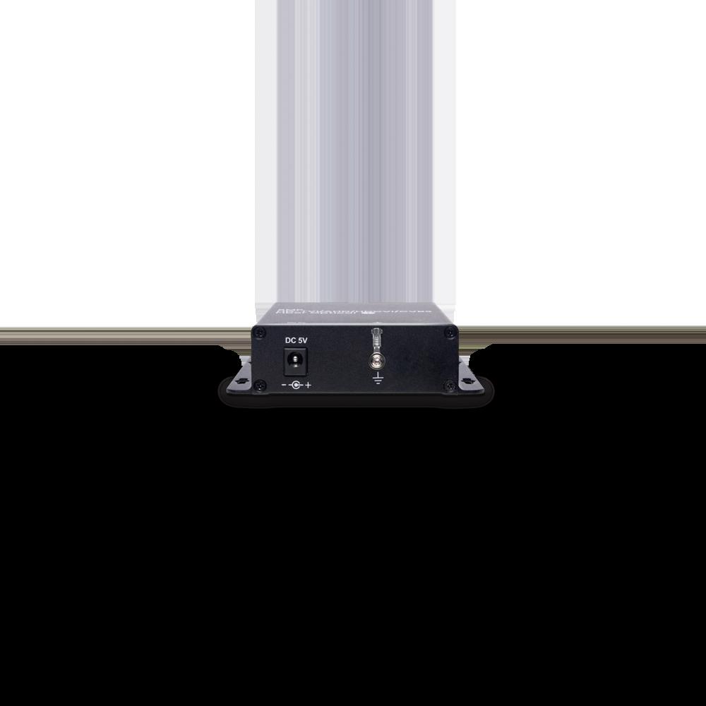 高清影像及RS485 控制讯号光纤延长器