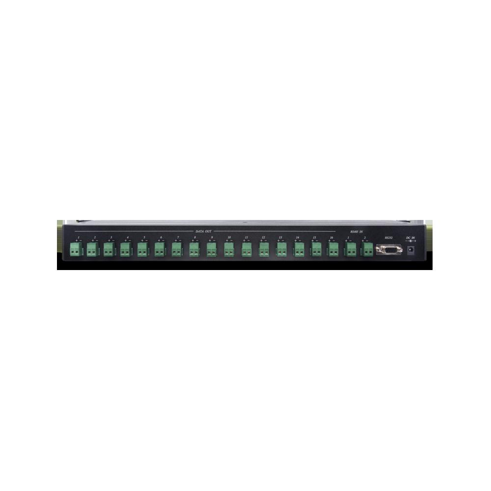 1进16出 RS485 讯号分配器