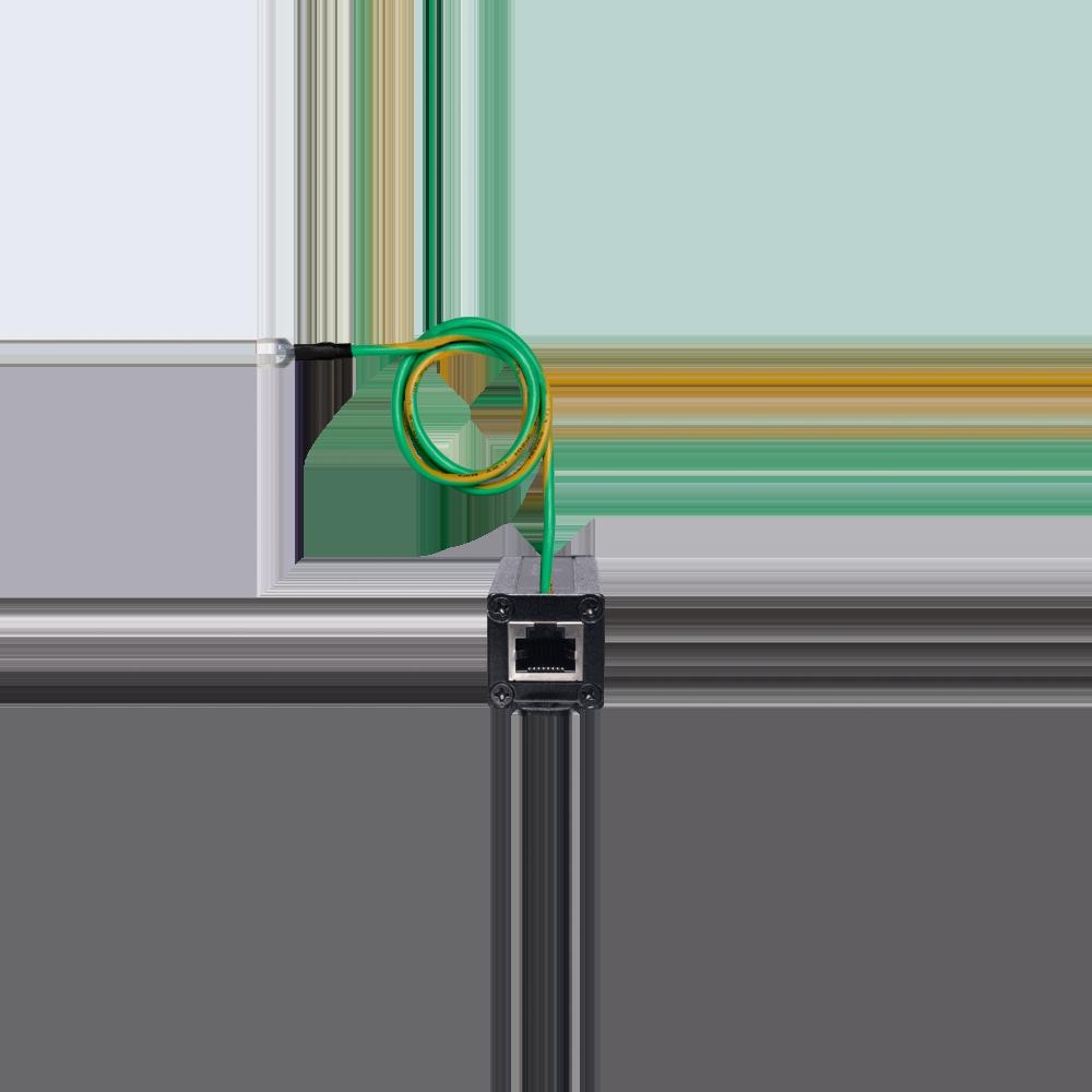 PoE 以太网络供电 避雷器