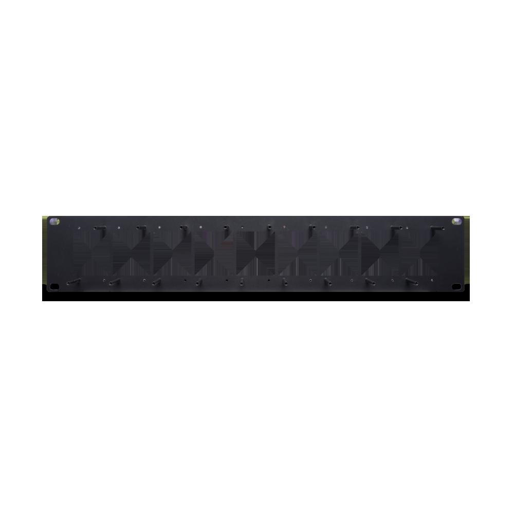 2U 机架面板 (9台)
