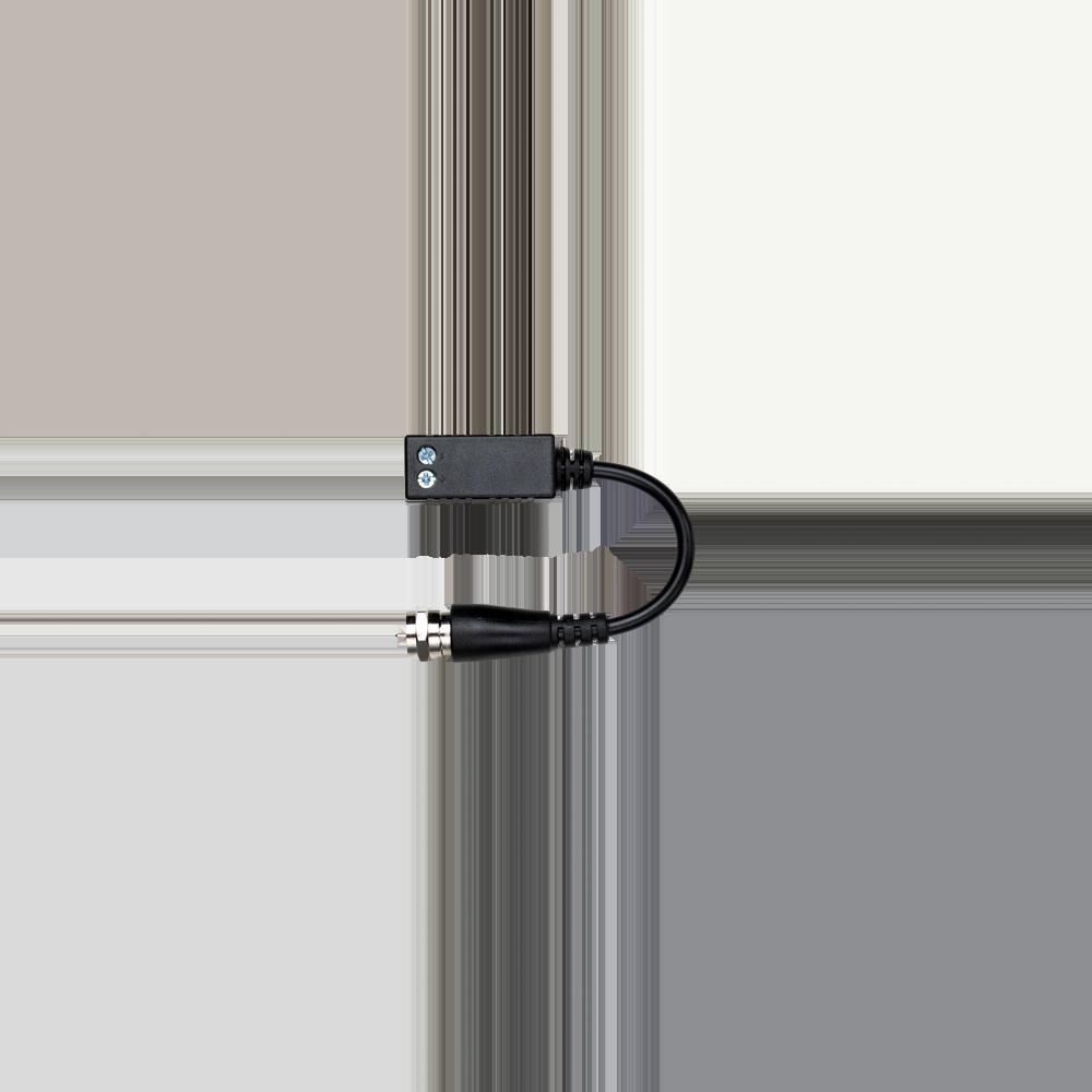 高清影像双绞线传输器 (F端子版)