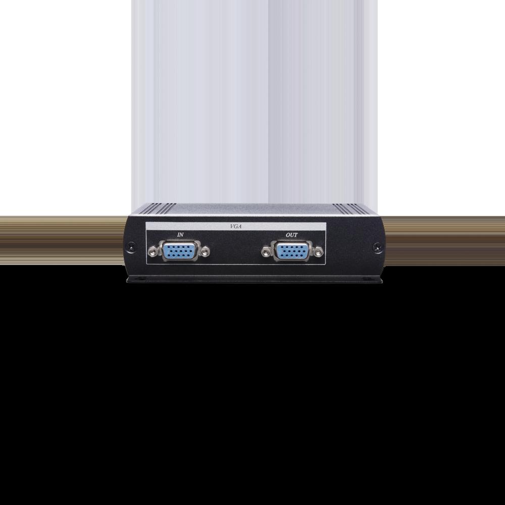 1进5出VGA分配CAT5e 延长器