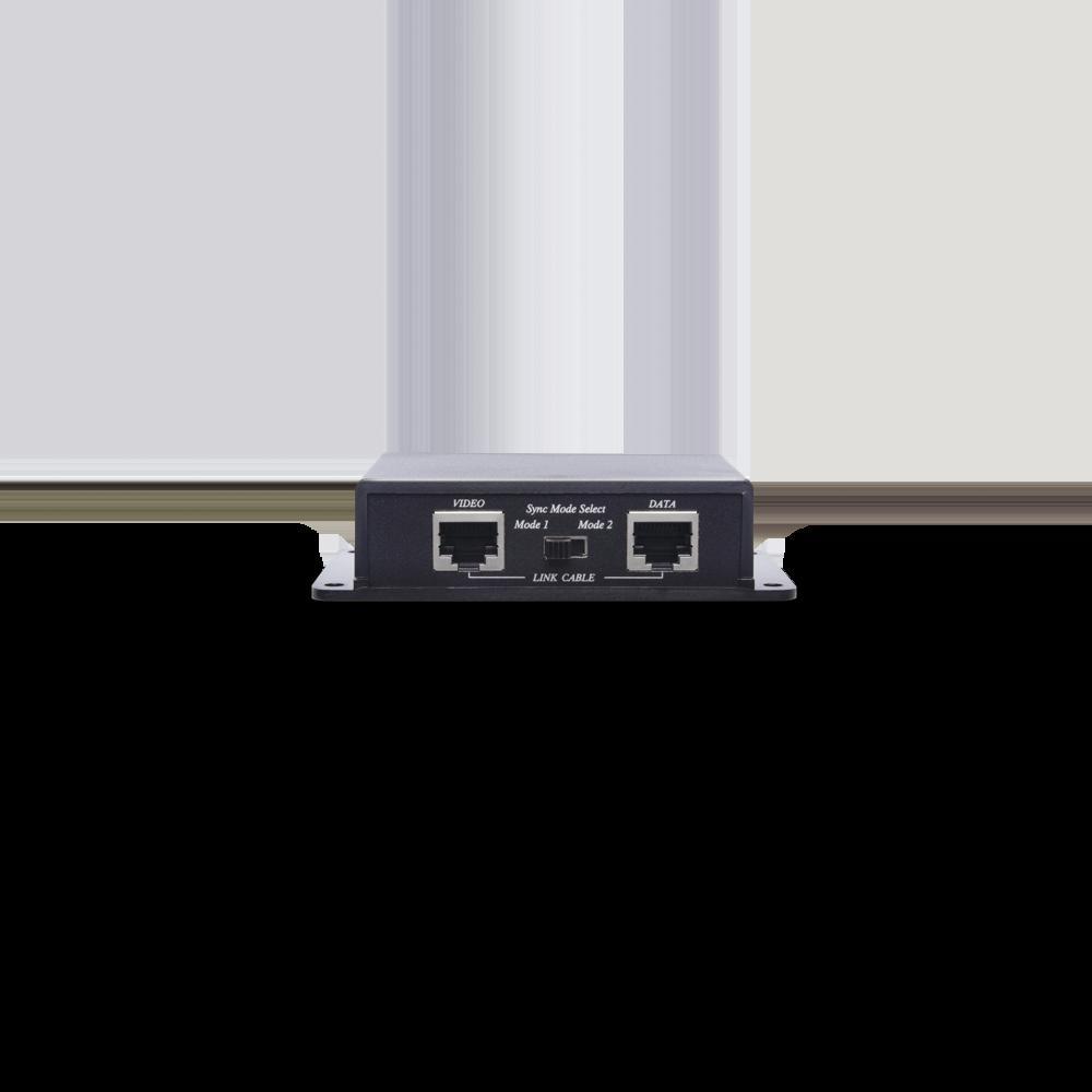 被动式VGA/键盘鼠标CAT5e 延长器