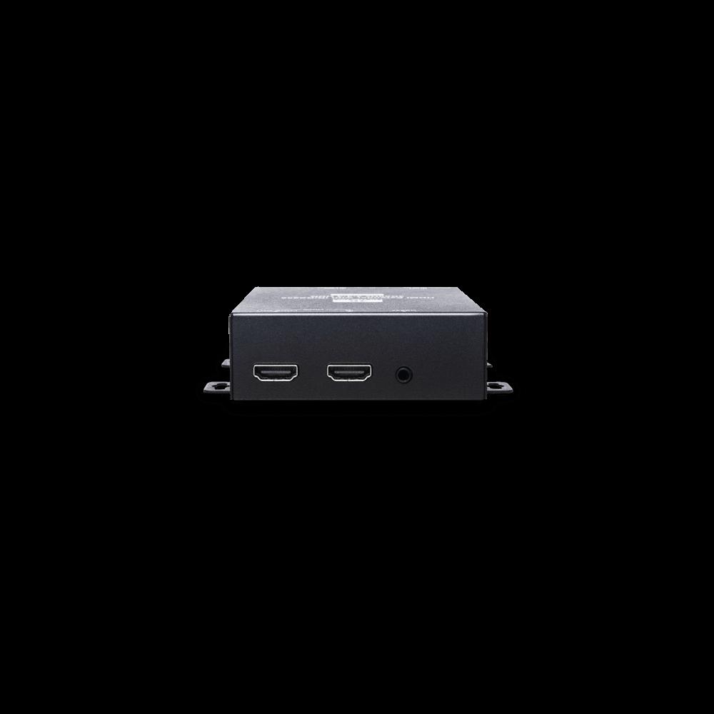 4K60Hz HDMI/IR/RS232 CAT5e 延长器