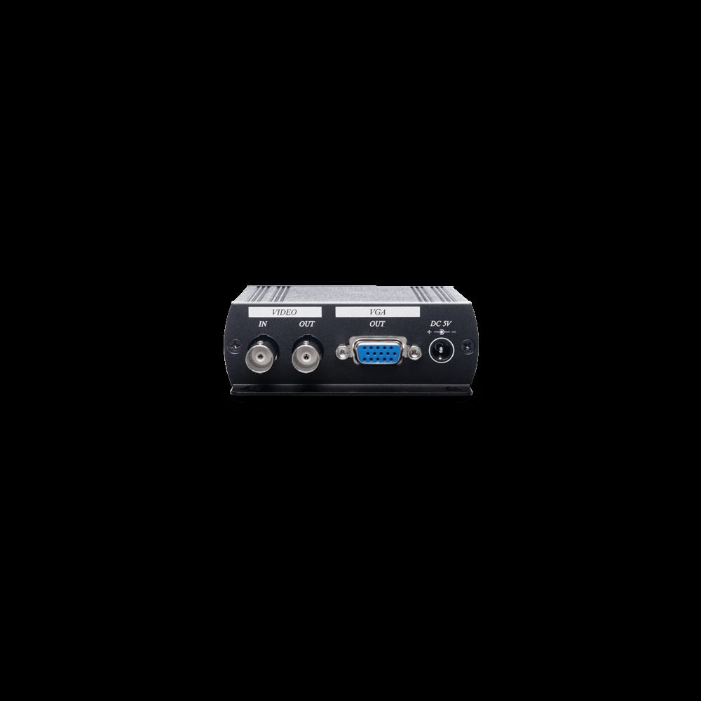 CVBS 转 HDMI/VGA 影音转换器