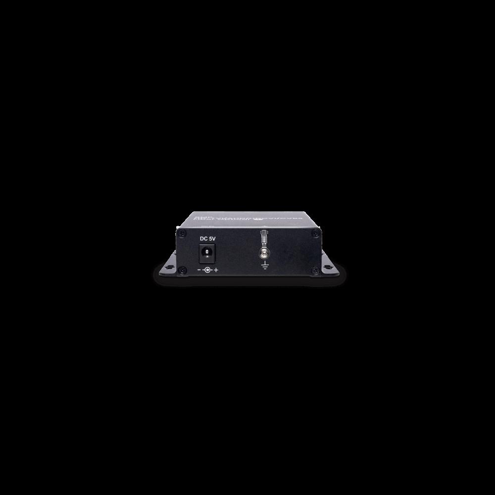 高清影像及RS485 控制訊號光纖延長器