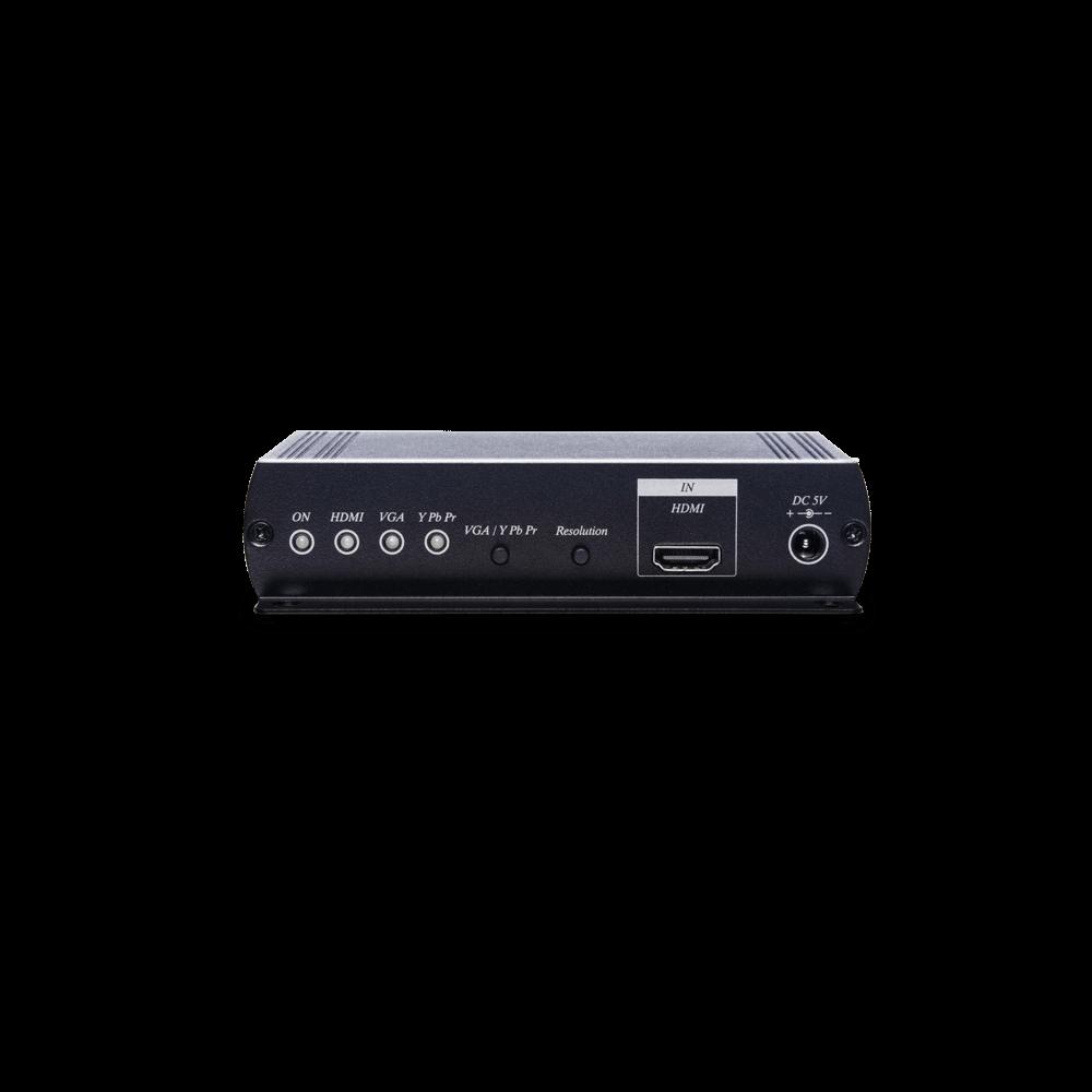HDMI轉VGA/色差影音轉換器
