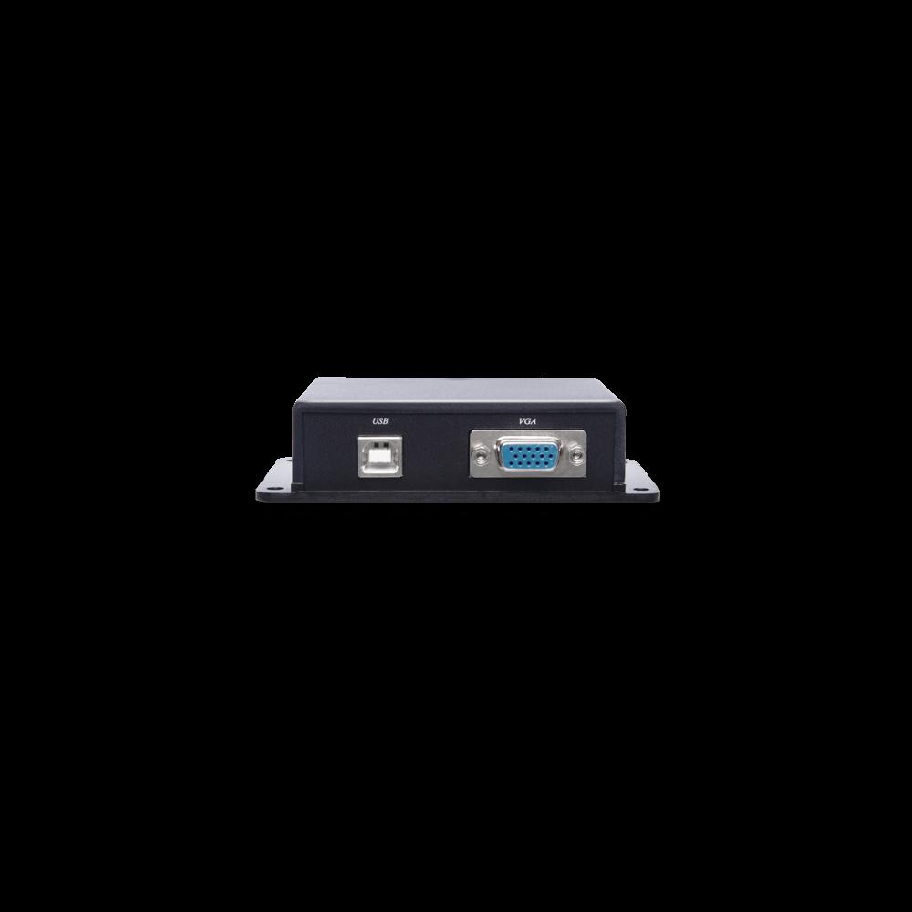 被動式VGA/鍵盤滑鼠CAT5e 延長器