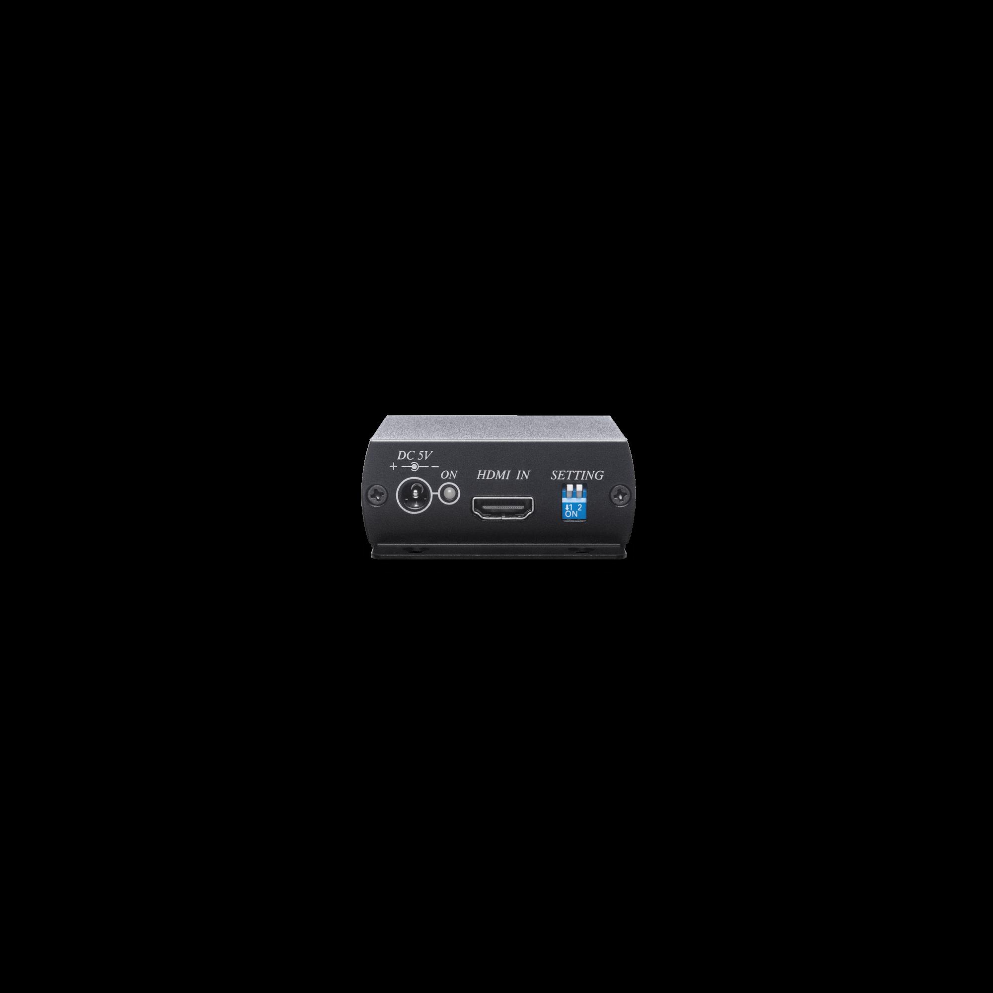 HDMI CAT5e Extender-Single CAT5e cable 1080p 50M