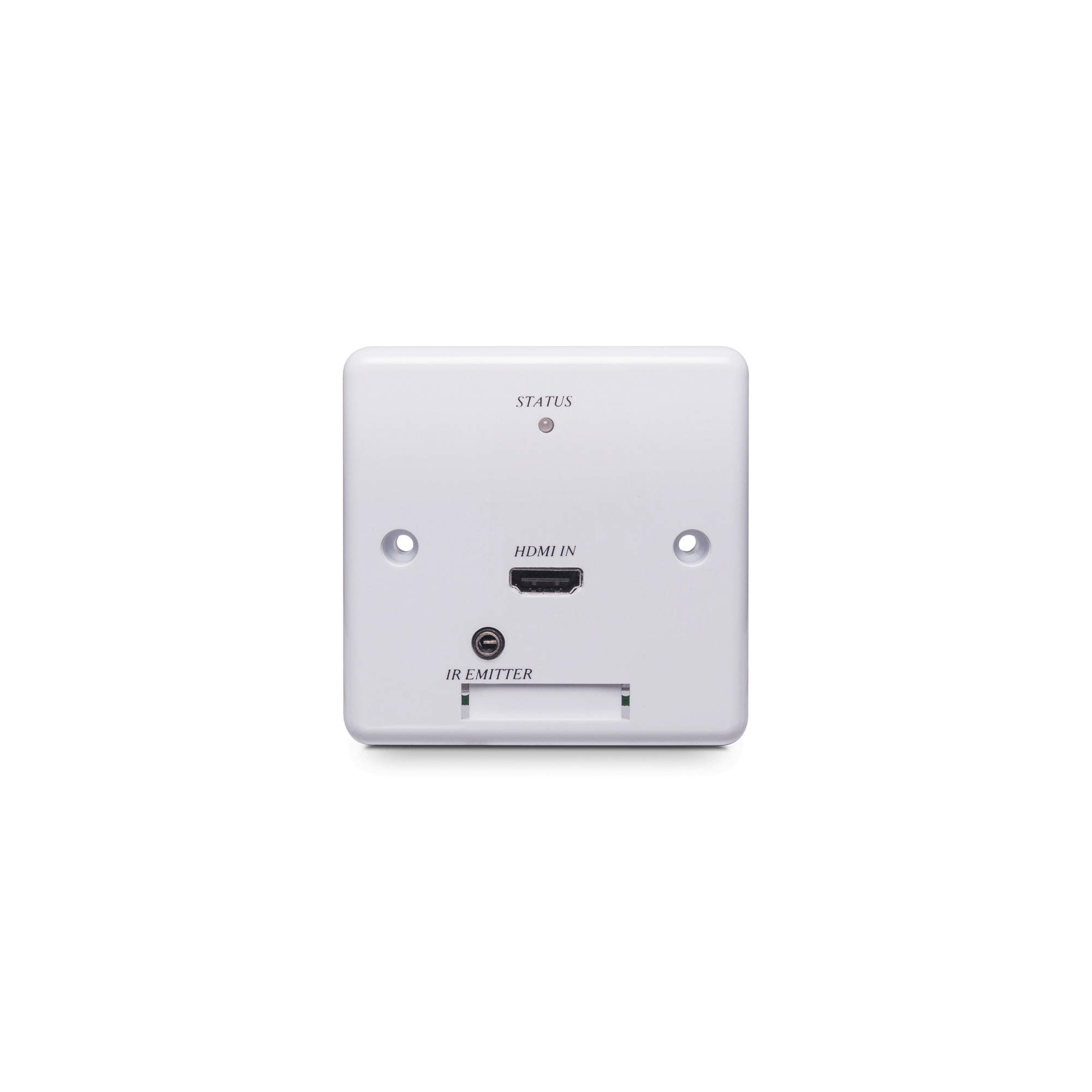 Wall Plate HDMI & IR Repeater  CAT5e Extender over CAT5e Extender