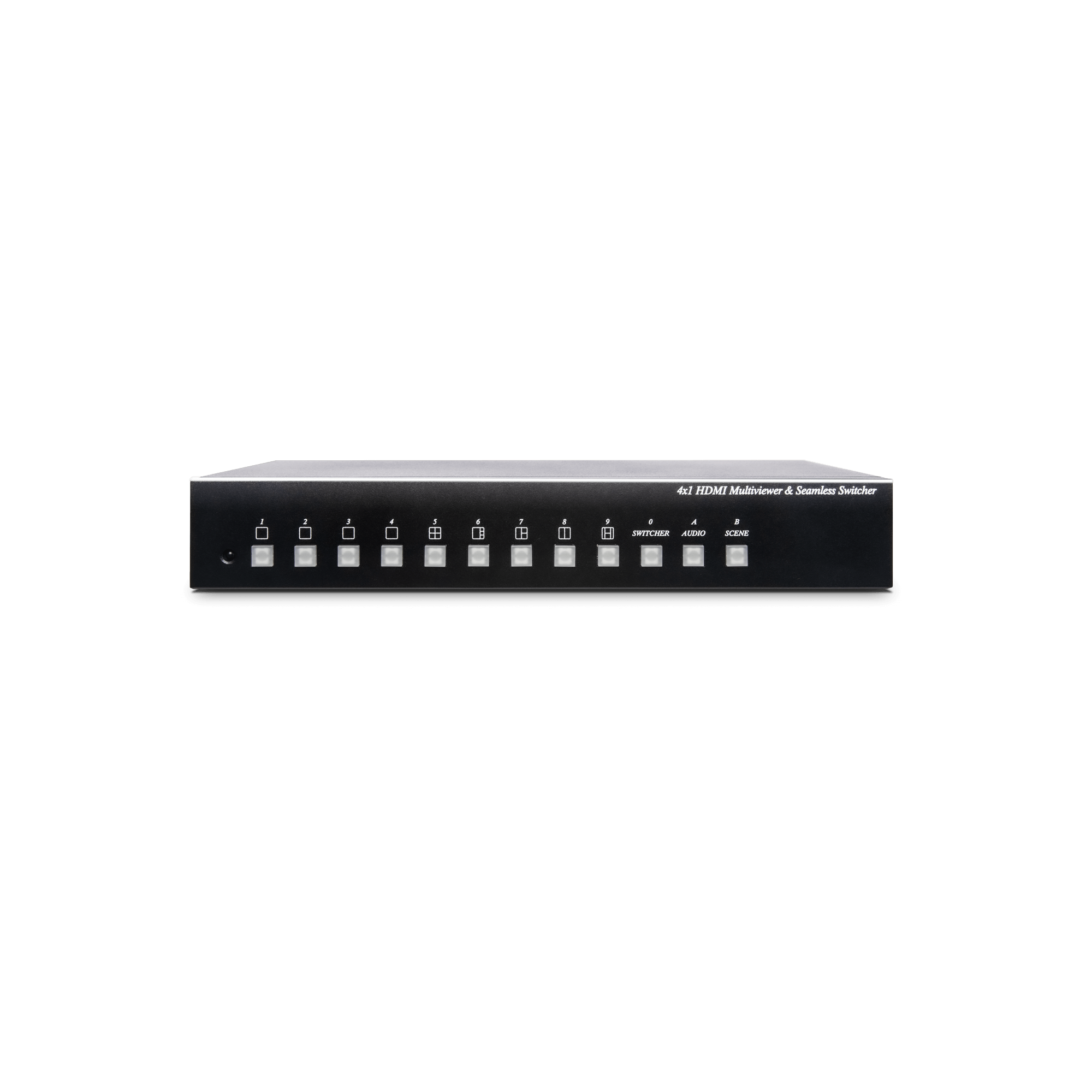 4 x 1 HDMI Seamless Switcher & Multiviewer