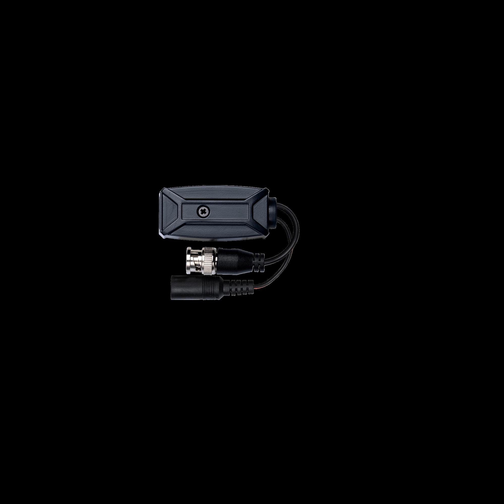 HD-TVI/AHD/HDCVI/CVBS Video & Power Balun with Pigtail