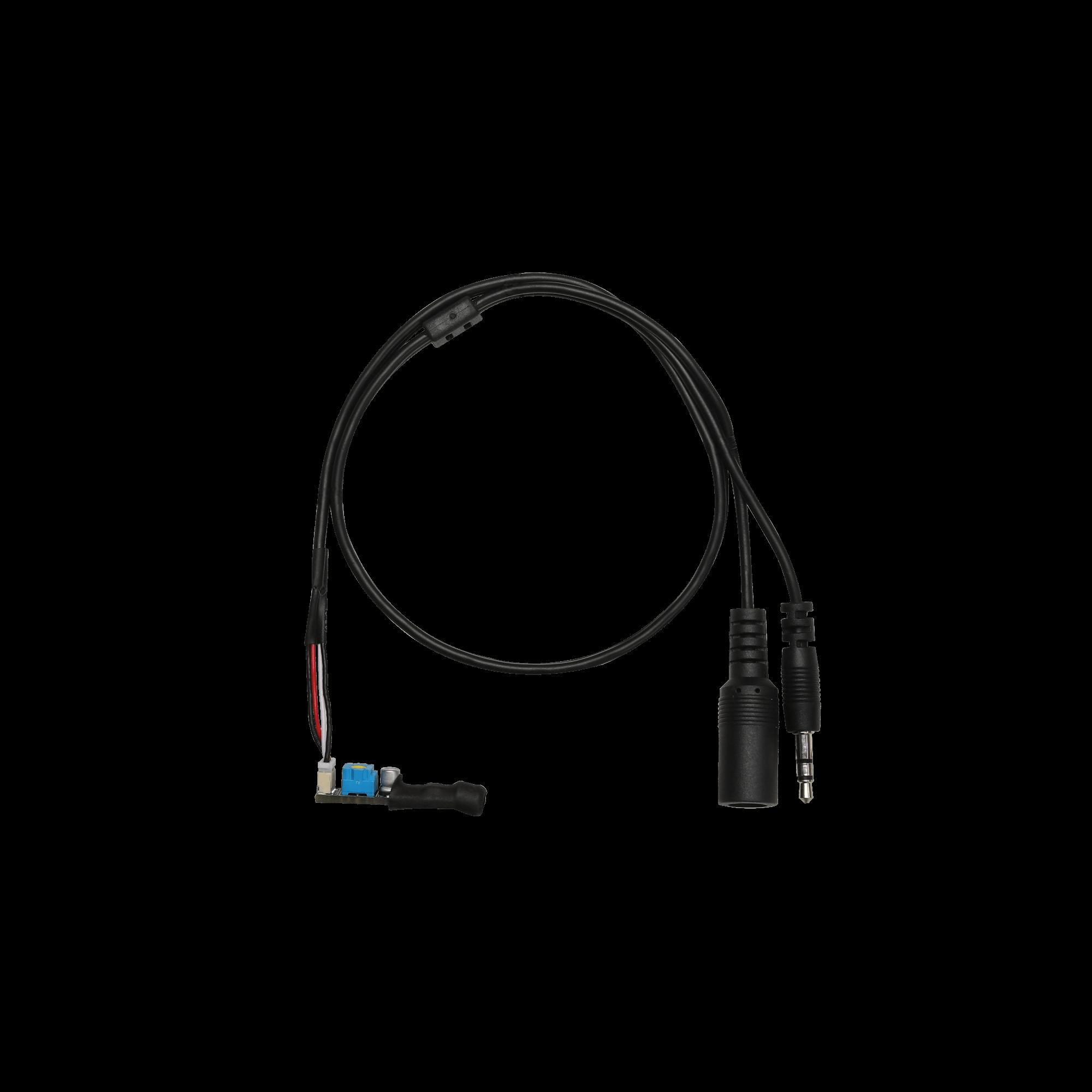 Mini Hidden CCTV Microphone for IP Camera with audio volume adjustment
