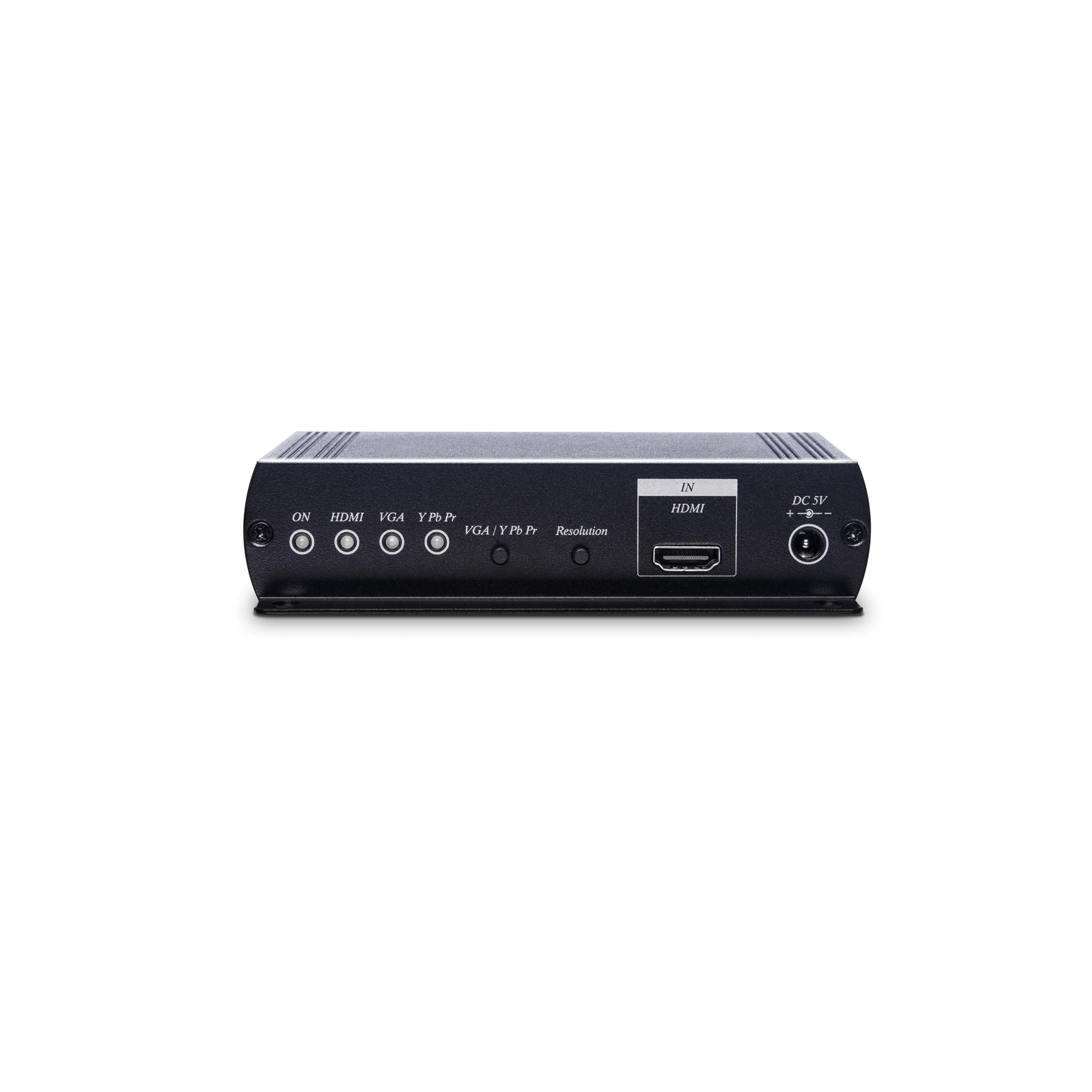 HDMI to VGA/Component Video with Stereo Audio Converter