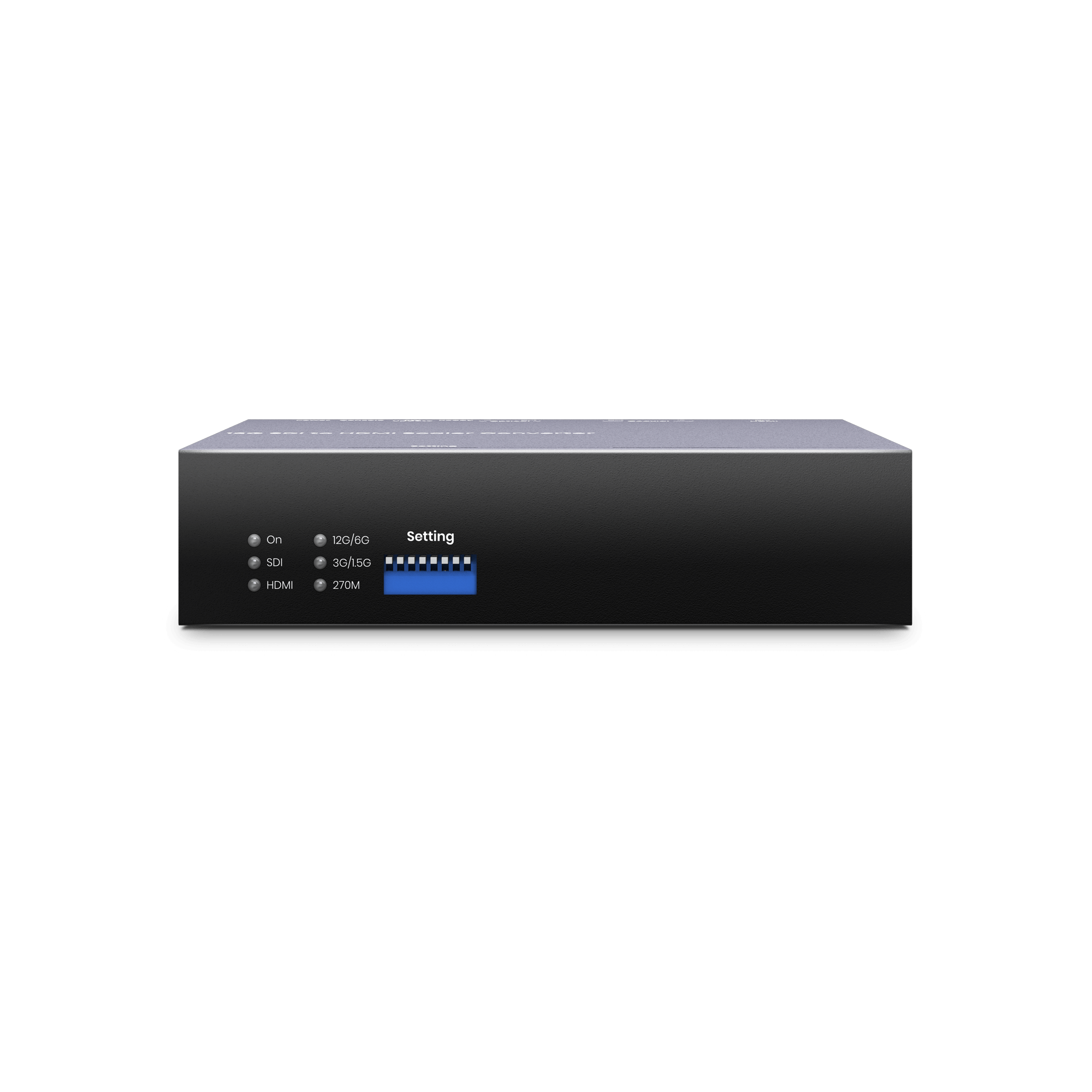 12G-SDI to HDMI 2.0 Converter