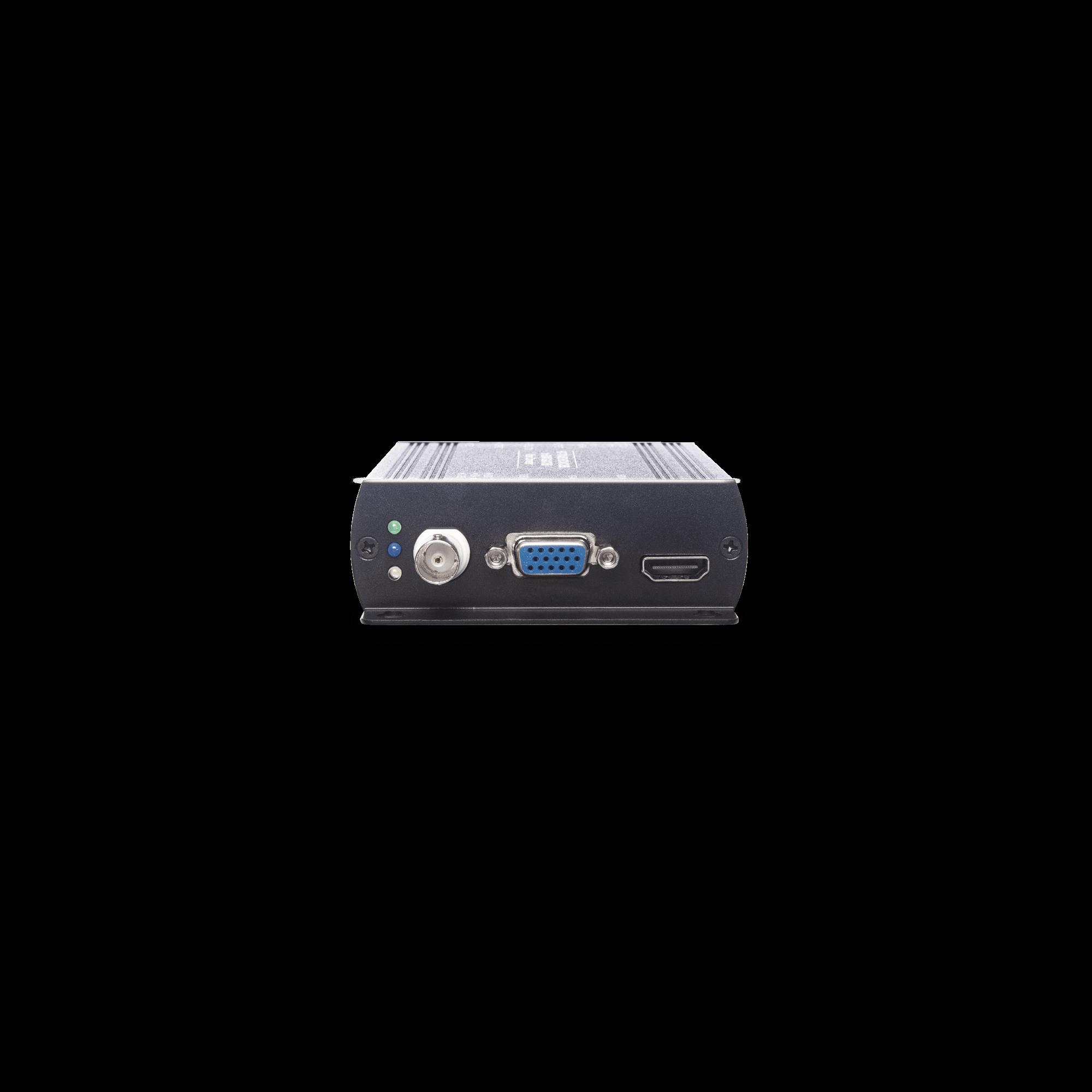 HDCVI/HDTVI/AHD/CVBS to HDMI/VGA/Compoiste Video Selection Converter
