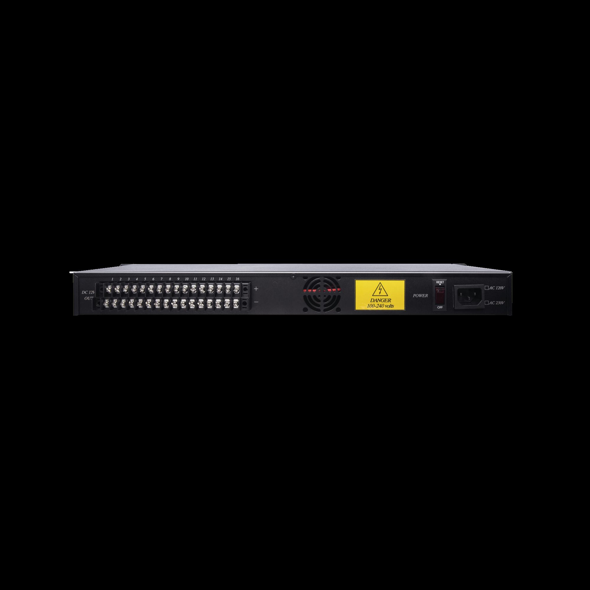 16 Ports DC5V 10A Power Supply