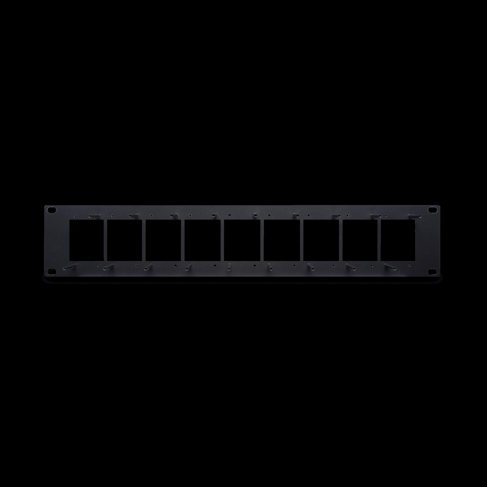 """19"""" 2U Rack Mounting Panel"""