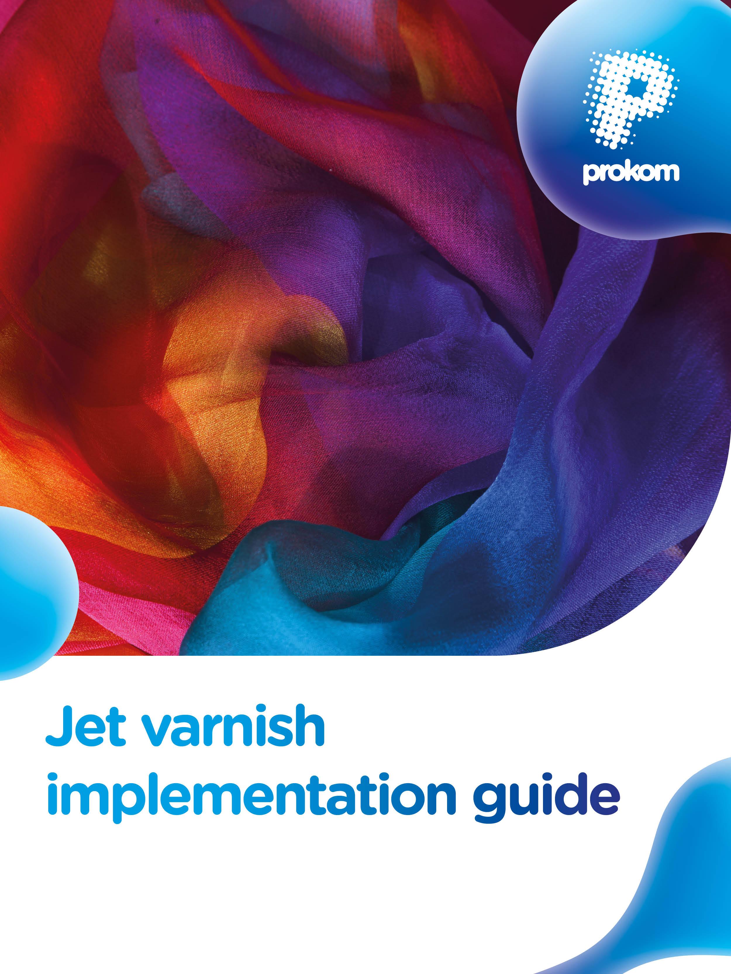JetPro - Jet varnish implementation guide image