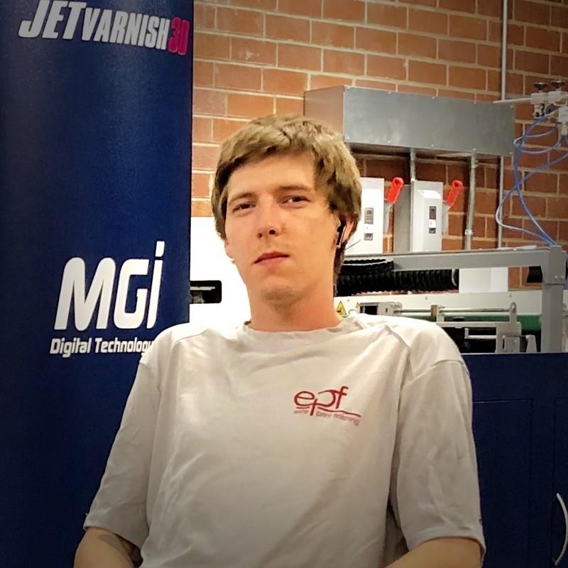 Jet Pro - Neil Falconer