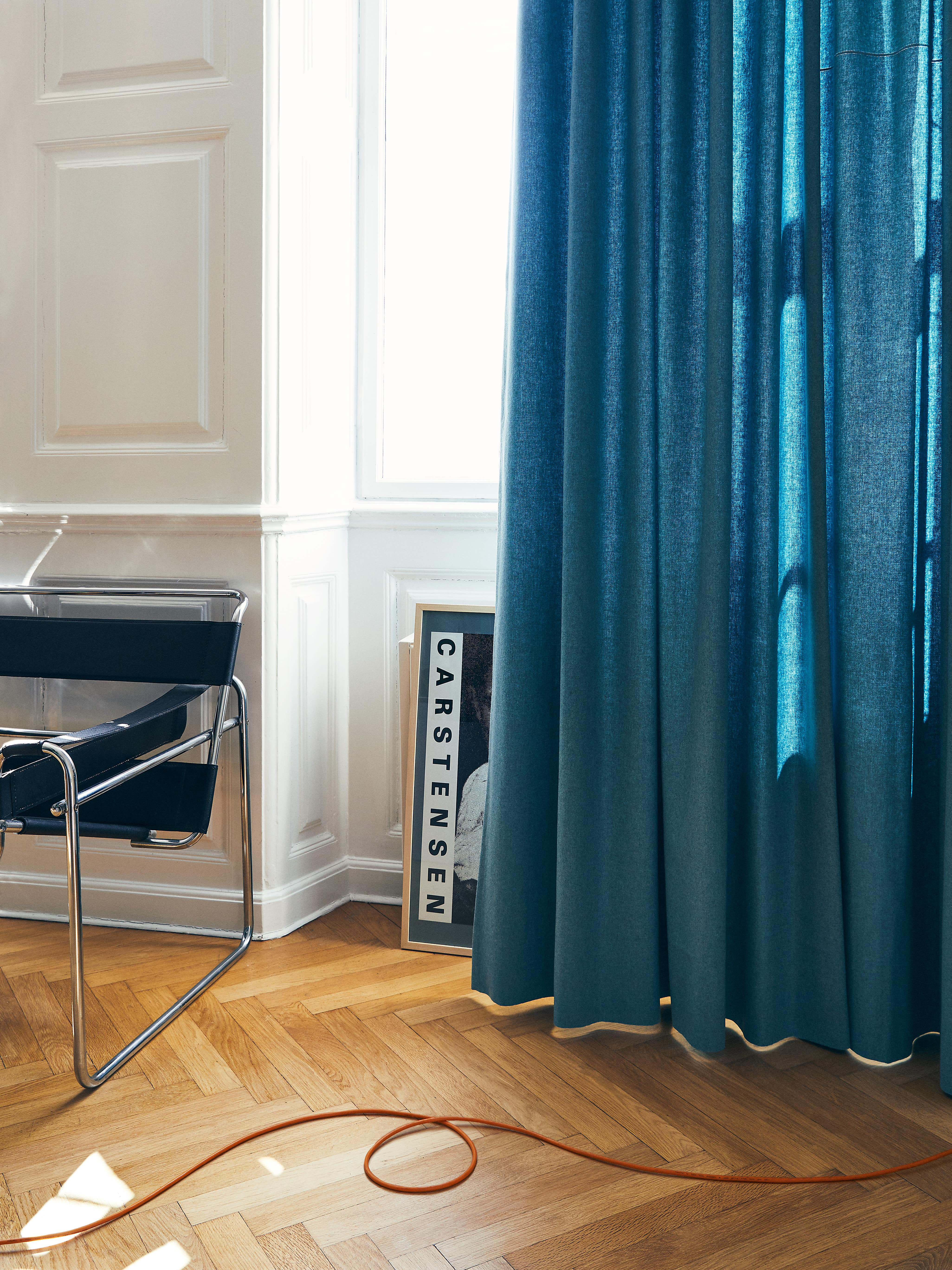 Wooly Curtain from Arne Aksel
