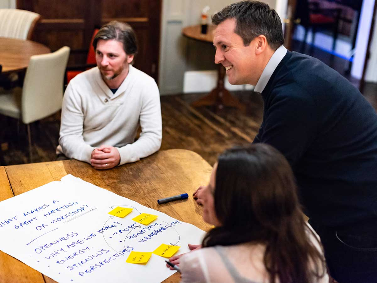 The many benefits of a great meeting facilitator