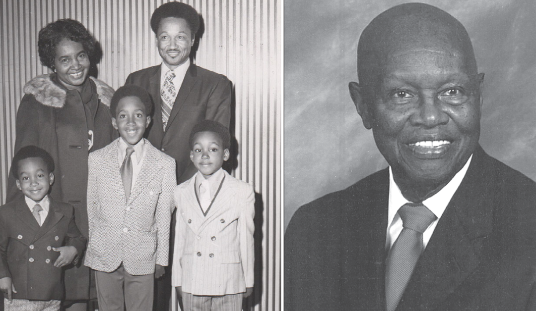 Calvin C. Goode and Rev. George Brooks Sr.'s lasting influence