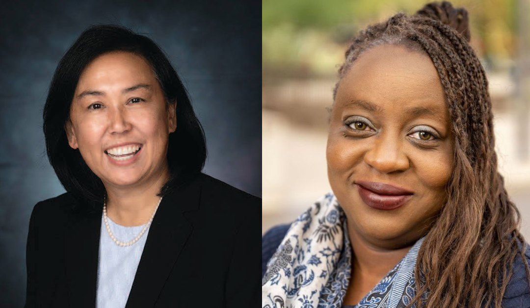 Women's History Month: Arlene Chin and Berdetta Hodge