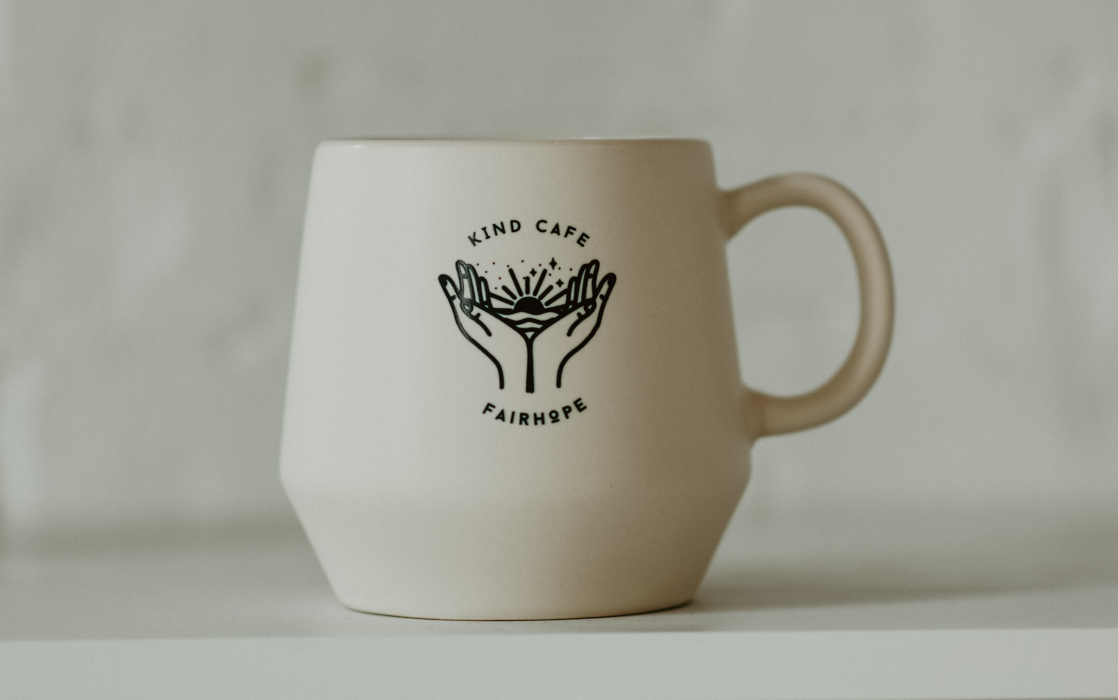 Kind Cafe Mug