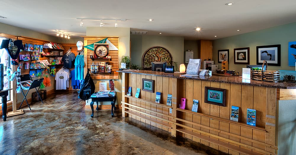 Canyon of the Eagles Guest Services & Store