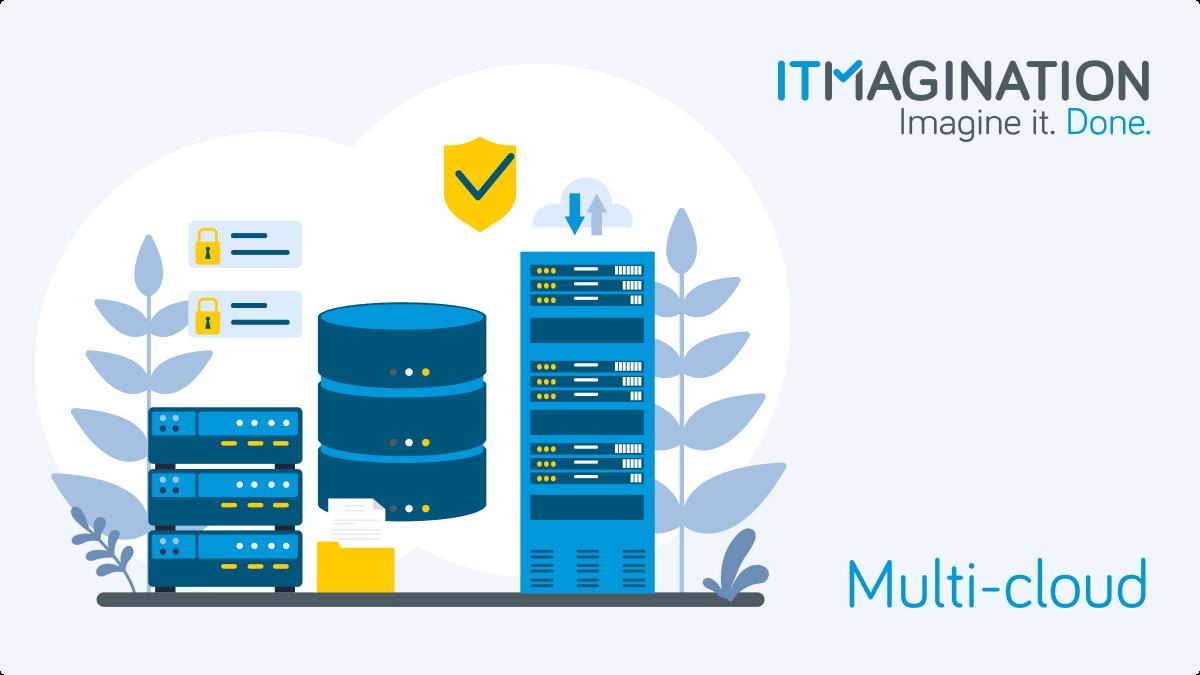 Multi-cloud – co to jest i dlaczego jest potrzebny każdej firmie?