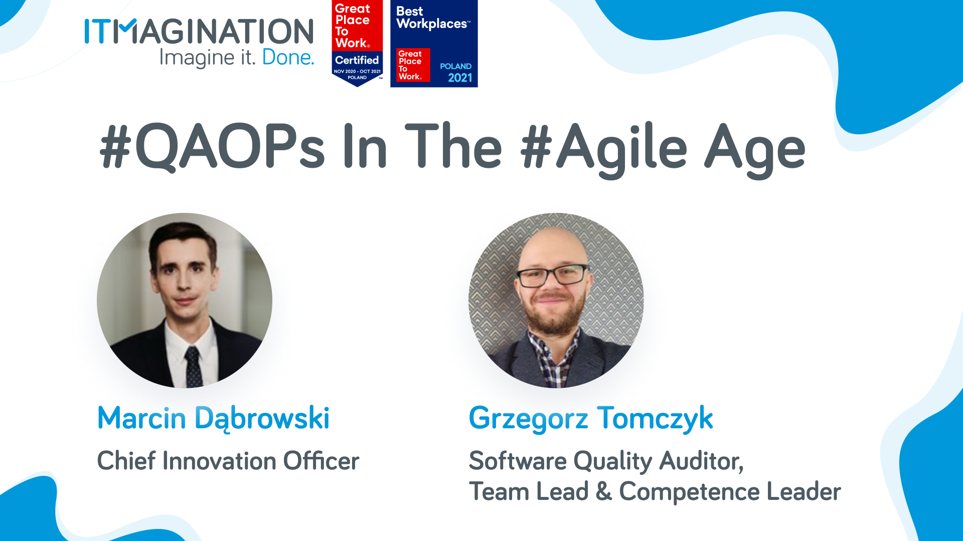 QAOps In The Agile Age Using Automated & Manual Testing