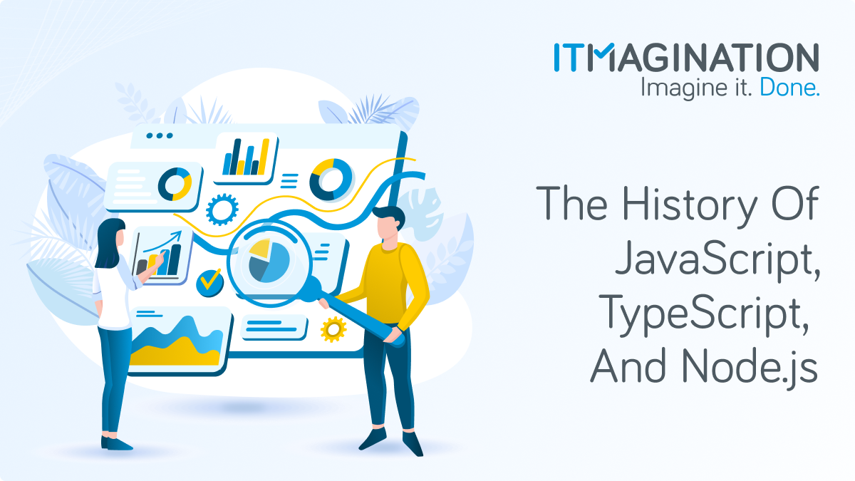 The Complete History of JavaScript, TypeScript, and Node.js