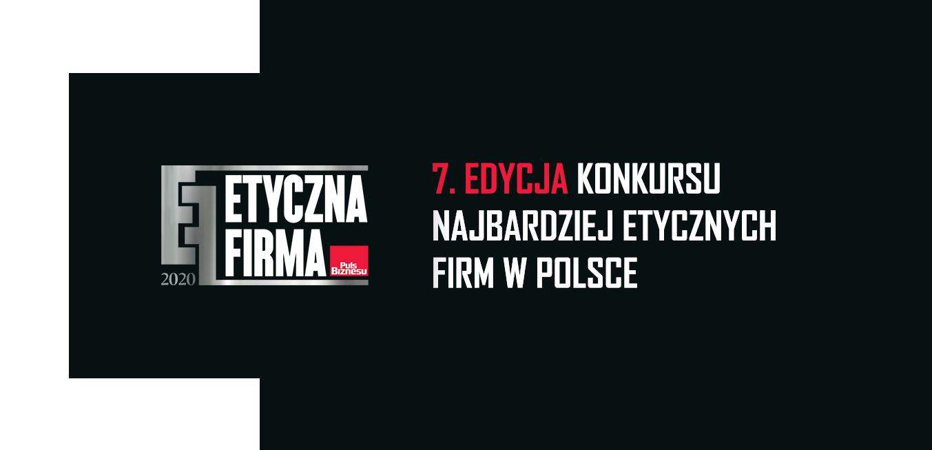 ITMAGINATION Winner Ethical Firm 2021 Puls Biznesu