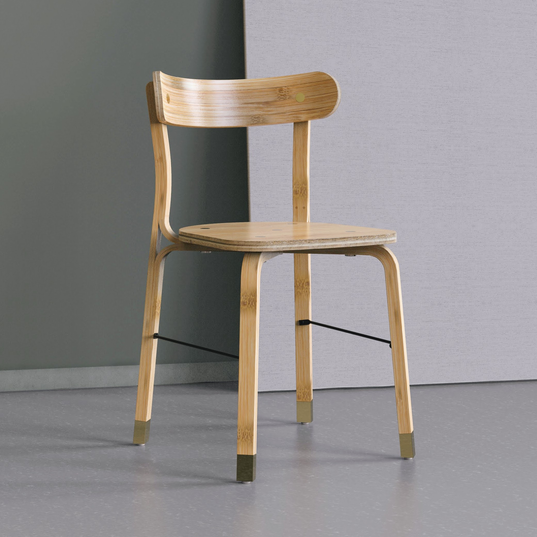 With keen attention to the finest details, mint design concept and meticulous craftsmanship, this sustainable Bamboo based Mocha Chair will be your perfect companion to enjoy coffee. The assembly of the chair is very easy. The idea behind is designed by keeping in mind that the user can easily assemble it by using a simple Allen Key Tool. The bolts can be simply inserted into the holes in the legs and can be further tightened onto the seat pan with the help of an Allen Key. And backrest can also be assembled in the same manner.