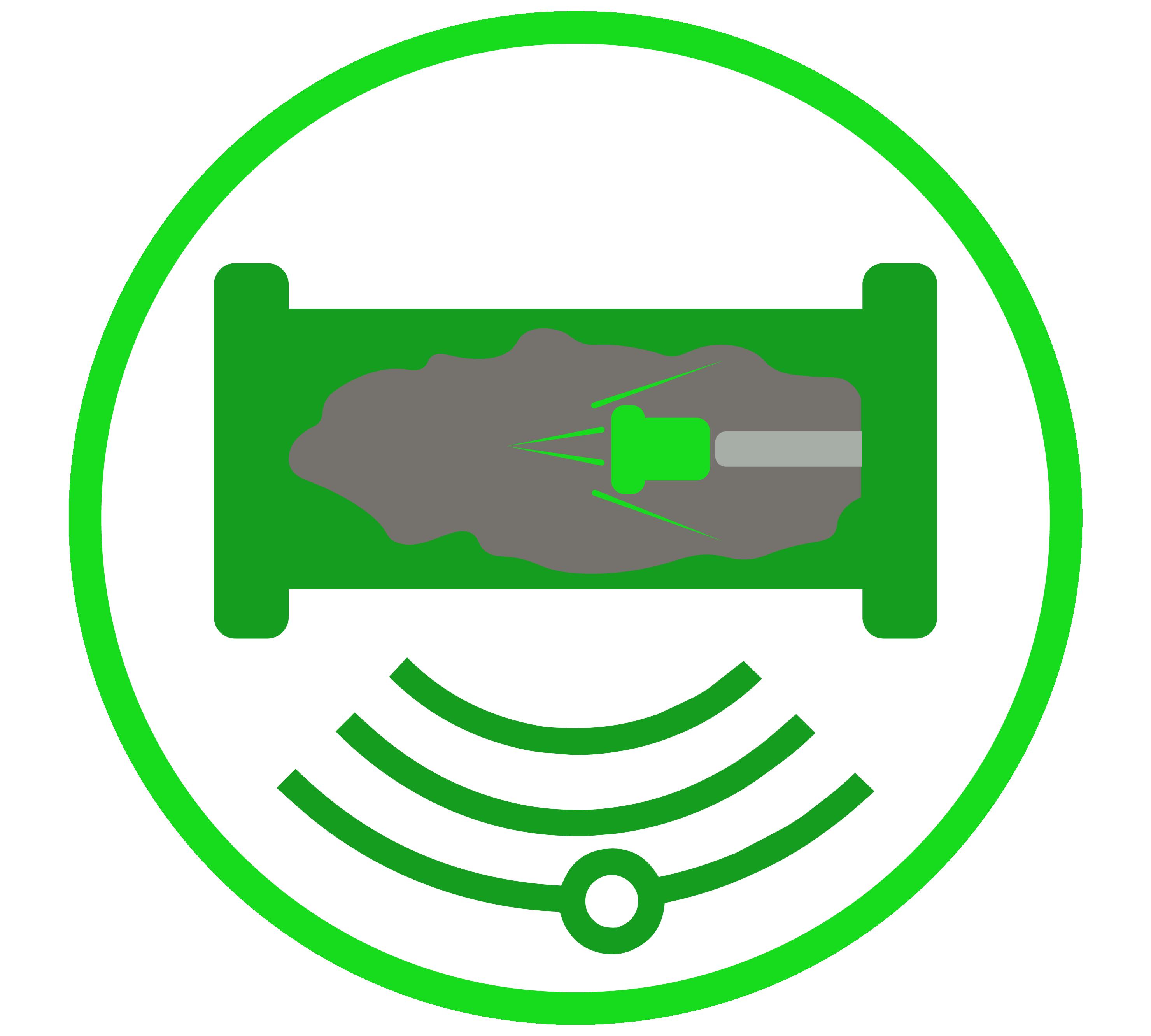 hydro jetting service icon
