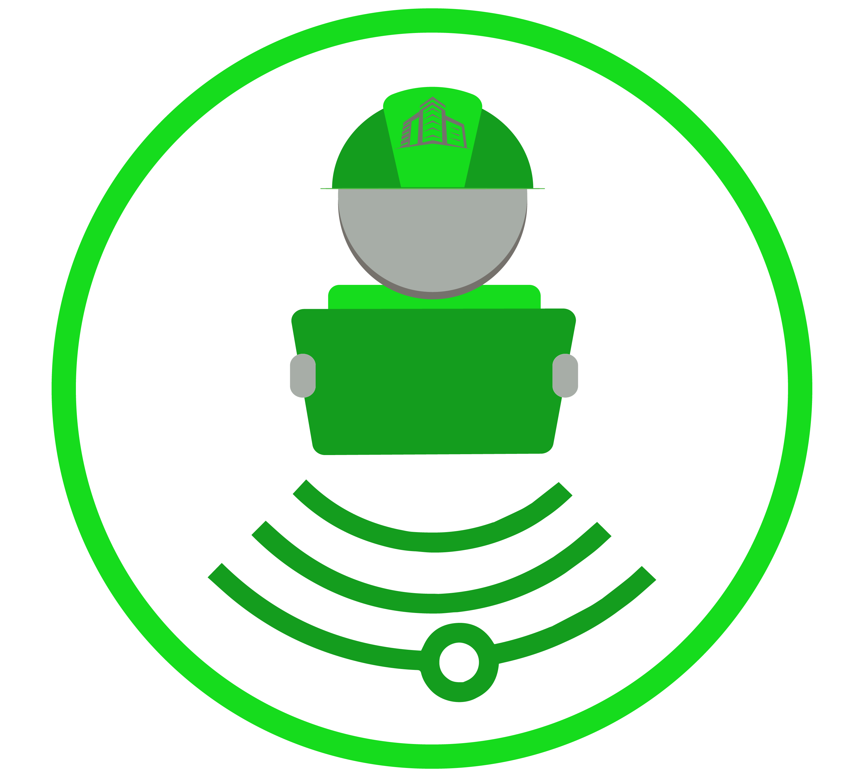 subsurface utility engineering or SUE service icon