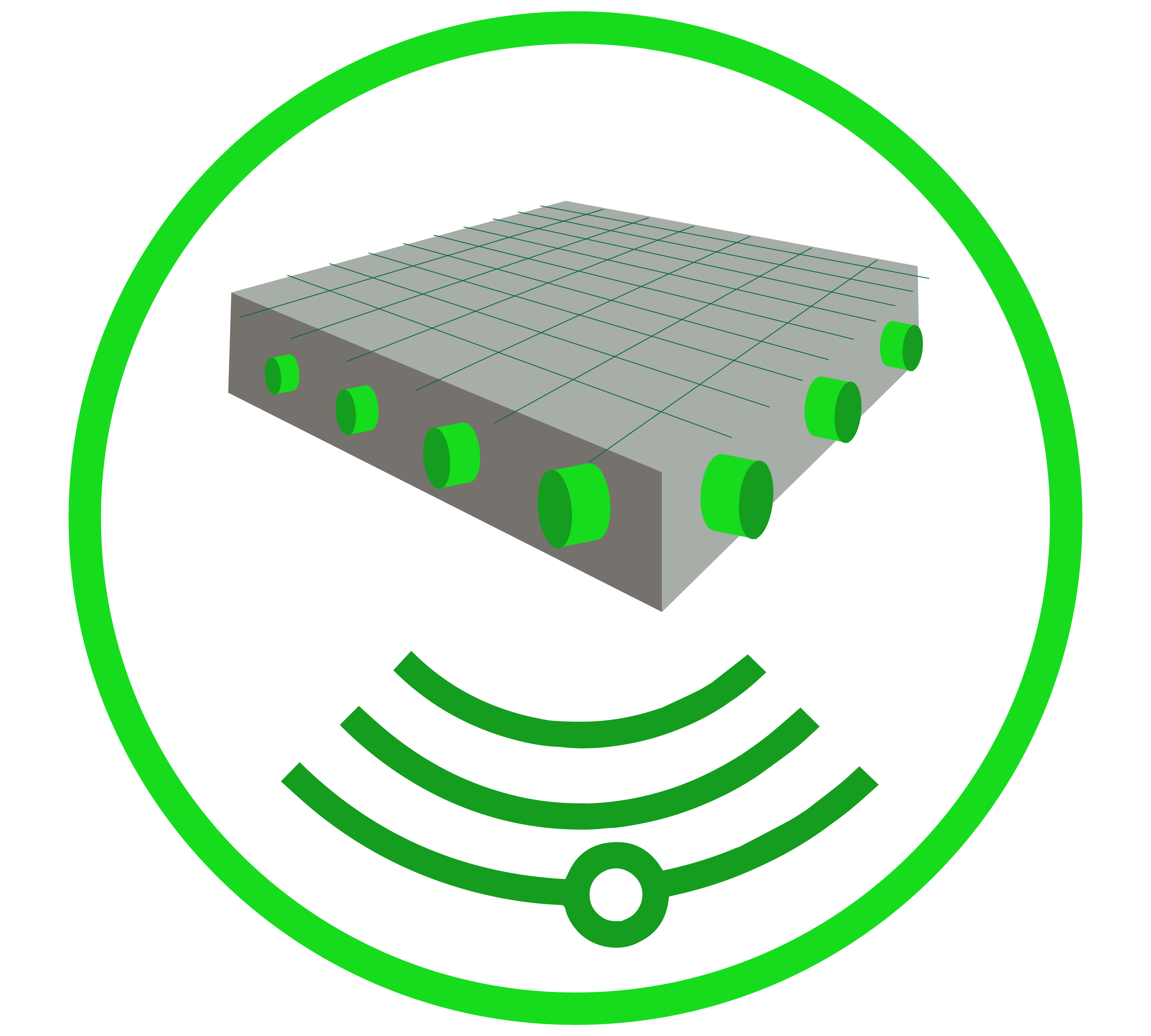 concrete scanning and imaging service icon