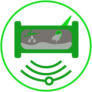 manhole imaging for inflow and infiltration service icon